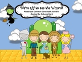 We're Off To See The Wizard: Common Core Aligned Math Unit
