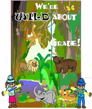 We're Wild about...-Welcome Poster