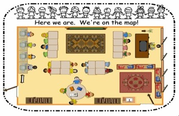 We're on the Map Printable