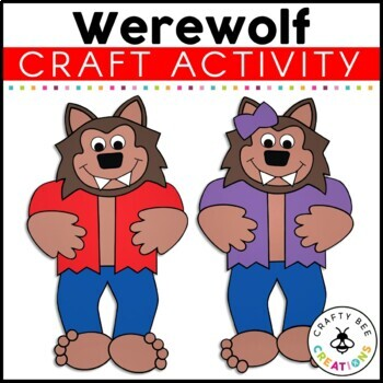 Werewolf Cut and Paste