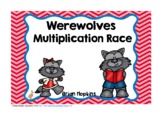 Werewolves Multiplication Race