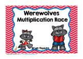 Werewolves Multiplication Race
