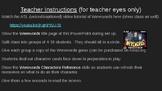 Werewords - ASL Teacher Reference