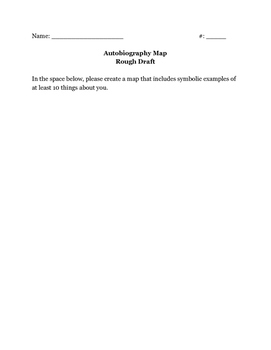 Weslandia - Civilization - Autobiography Map