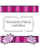 Weslandia Paired Activities