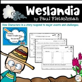 Weslandia characters changes, lessons learned, themes, questions