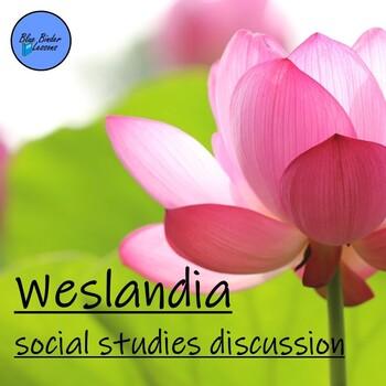 Weslandia social studies discussion