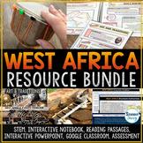 West Africa Activities Resource Bundle