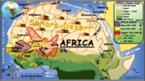 West Africa Empires Poster to Print