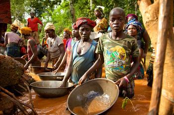 West Africa Simulation