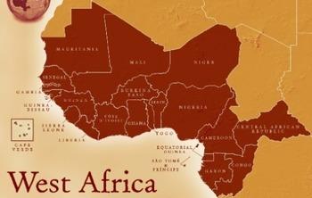 West Africa Societies Empires Word Wall