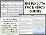 West Africa - Sundiata Epic & The Hero's Journey
