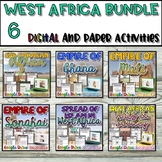West Africa Resource Bundle {Digital AND Paper}
