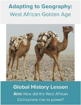 West African Civilizations Golden Age