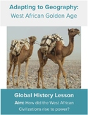 West African Civilizations Golden Age