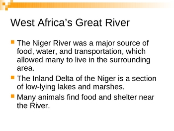 West African Empires Intro Power Point