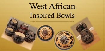 West African Inspired Bowls