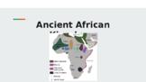 West African Kingdoms - Ghana, Mali, Songhai - readings, C