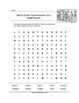 West Cities Word Search Bundle Pack (Grades 3-5)