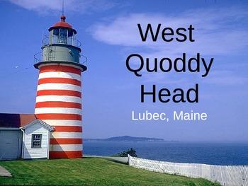 West Quoddy Head PPT - 1st NE stop in US Region Tour