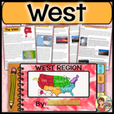 US Regions: West Region