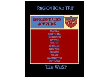 West Region Differentiated States Activities