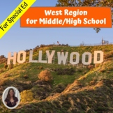 West Region Geography Unit for Special Education