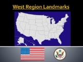 West Region Landmarks
