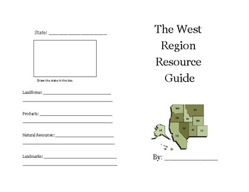 West Region Resource Project