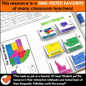 Regions of the United States - West Region - US Regions