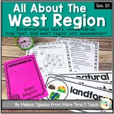 West Region Unit {1 of 5 US Regions}