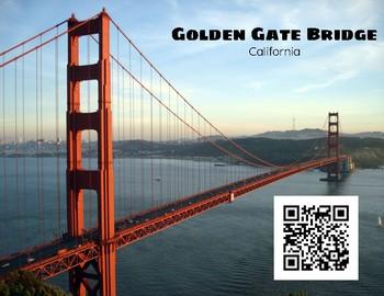 West Region Virtual Field Trips QR code