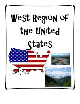 West Region of the United States