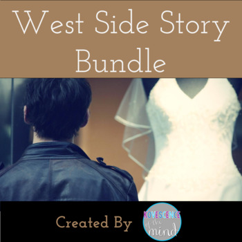 West Side Story Bundle: Teach West Side Story all on its own or as a companion to Romeo and Juliet with this bundle of resources. You will receive a cast list, a review game with answers, and the test in both two formats.  Romeo and Juliet and West Side Story are often taught together.
