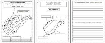 West Virginia A Research Project