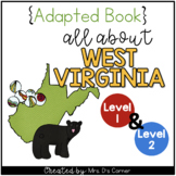 West Virginia Adapted Books (Level 1 & Level 2) | West Virginia State Symbols