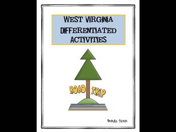 West Virginia Differentiated State Activities
