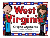 West Virginia Graphic Organizers (Perfect for KWL charts a