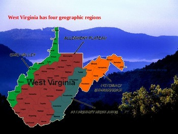 West Virginia History PowerPoint - Part I