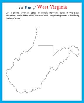 West Virginia (Internet Research)