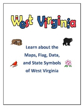 West Virginia Maps, Data, Flag, and Geography Assessment