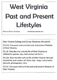 West Virginia Past and Present Lifestyles