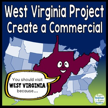 West Virginia Project: Commercial & Poster {West Virginia Research Activity}