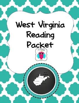 West Virginia Reading Packet