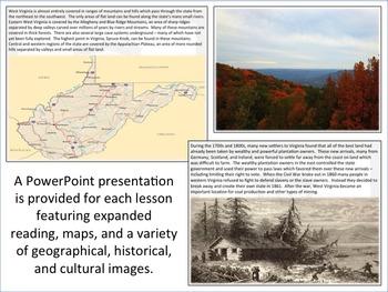West Virginia - State Activity Set