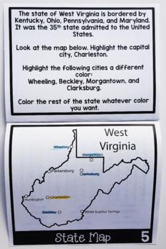 West Virginia State Flipbook