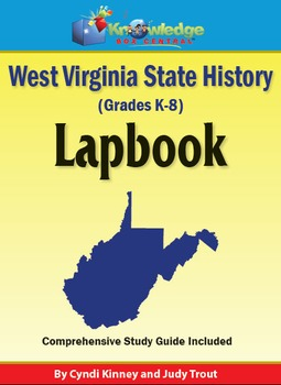West Virginia State History Lapbook