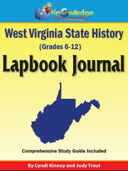 West Virginia State History Lapbook Journal