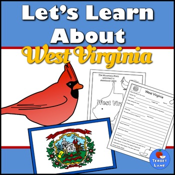 West Virginia State History and Symbols Unit Study