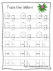 West Virginia State Symbols themed A-Z Tracing Preschool Handwriting Worksheets.